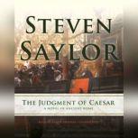 The Judgment of Caesar A Novel of Ancient Rome, Steven Saylor
