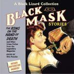 Black Mask 5: The Ring on the Hand of Death And Other Crime Fiction from the Legendary Magazine, Otto Penzler