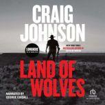 Land of Wolves International Edition, Craig Johnson