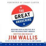 The Great Awakening, Jim Wallis