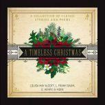 A Timeless Christmas A Collection of Classic Stories and Poems, Louisa May Alcott
