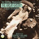 The Original Manuscript The Great Gatsby, F. Scott Fitzgerald