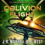 Oblivion Flight, J.R. Mabry & B.J. West