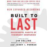 Built to Last Successful Habits of Visionary Companies, Jim Collins