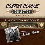 Boston Blackie, Collection 1, Black Eye Entertainment