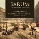 Sarum The Novel of England, Edward Rutherfurd