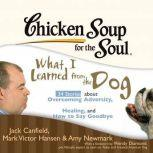 Chicken Soup for the Soul: What I Learned from the Dog - 34 Stories about Overcoming Adversity, Healing, and How to Say Goodbye, Jack Canfield