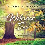 Witness Tree Seasons of Change with a Century-Old Oak, Lynda V. Mapes