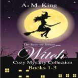 Summer Sisters Witch Cozy Mystery Collection, The: Books 1-3, A. M. King