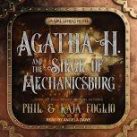 Agatha H. and the Siege of Mechanicsburg, Kaja Foglio