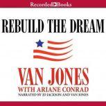 Rebuild the Dream, Van Jones