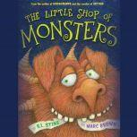 The Little Shop of Monsters, Marc Brown