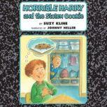 Horrible Harry and the Stolen Cookie, Suzy Kline