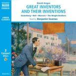 Great Inventors and their Inventions, David Angus