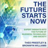 The Future Starts Now Expert Insights into the Future of Business, Technology and Society, Theo Priestley