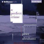 A Perfect Crime, Peter Abrahams