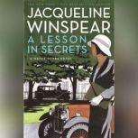 A Lesson in Secrets, Jacqueline Winspear
