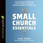 Small Church Essentials Field-Tested Principles for Leading a Healthy Congregation of under 250, Karl Vaters