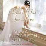 What I Did for Love, Susan Elizabeth Phillips