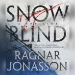 Snowblind, Ragnar Jnasson