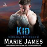 Shadow Cerberus MC Book 3, Marie James