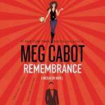 Remembrance A Mediator Novel, Meg Cabot
