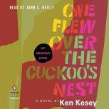 One Flew Over the Cuckoo's Nest 50th Anniversary Edition, Ken Kesey