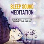 Sleep Sound Meditation 1 Hour Guided Meditation for Better Sleep, Stress Relief, & Relaxation, Mindfulness Training