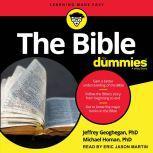 The Bible For Dummies, Jeffrey Geoghegan