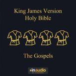 King James Version Holy Bible - The Gospels, Uncredited