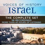 Voices of History Israel: The Complete Set, Assorted Authors
