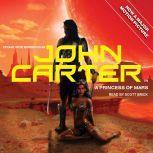John Carter in A Princess of Mars, Edgar Rice Burroughs