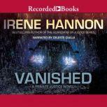 Vanished, Irene Hannon