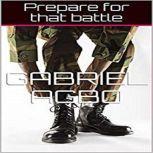 Prepare for that battle, Gabriel Agbo