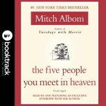 The Five People You Meet in Heaven - Booktrack Edition, Mitch Albom
