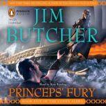 Princeps' Fury Book Five of the Codex Alera, Jim Butcher