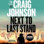 Next to Last Stand, Craig Johnson