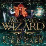 Wannabe Wizard From the Tome of Bill Universe, R.E. Carr