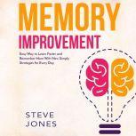 Memory Improvement, Steve Jones