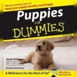 Puppies For Dummies, Sarah Hodgson