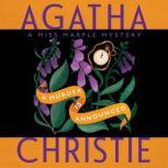 A Murder Is Announced A Miss Marple Mystery, Agatha Christie