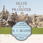 Death of a Prankster, M. C. Beaton
