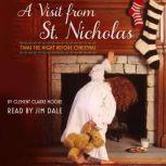 A Visit from St. Nicholas Twas the Night Before Christmas, Nancy Tillman