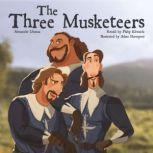Three Musketeers, The, Alexandre Dumas/Philip Edwards