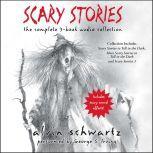 Scary Stories Audio Collection, Alvin Schwartz