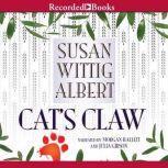 Cat's Claw, Susan Wittig Albert