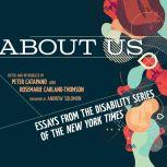 About Us Essays from the Disability Series of the New York Times, Peter Catapano