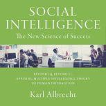 Social Intelligence The New Science of Success, Karl Albrecht