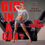 Girl in a Car Vol. 12 The Fugitive, Jennifer Grey