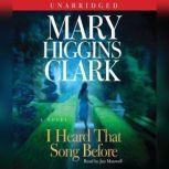 I Heard That Song Before, Mary Higgins Clark